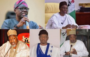 Just four out of the over 30 state governors in Nigeria have began paying workers the N30,000 new minimum wage approved by the federal government.