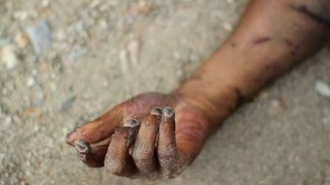 A lover has stabbed his married rival to death inside his girlfriend's house in a community in Bayelsa state. According to a report by The Nation, a 35-year-old lover, identified as Eyor Eketen, has killed his rival, a married man known simply as Charles in Yenagoa, Bayelsa State