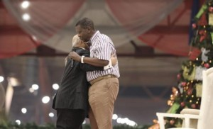 Stephen Rathod, the senior pastor of The Covenant Family Church in Oklahoma, USA, says Enoch Adeboye, the general overseer of The Redeemed Christian of God, donates 60% of his income to charity. Rathod was speaking on Thursday which marked the fourth day of the 2019 annual Holy Ghost Congress at the Redemption Camp.