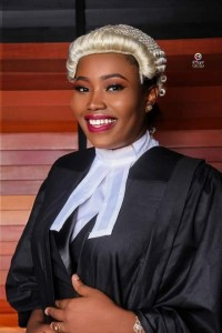 A Nigerian woman has received praises from different people after graduating with first class from the Nigerian Law School. A brilliant Nigerian woman and wife, Barr Mekowulu Precio