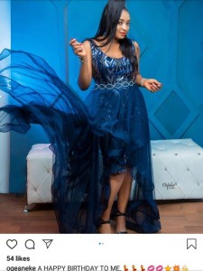 The beautiful East based actress and entrepreneur adds a year today, December 25th, 2019 and decided to celebrate it with an exotic photoshoot. You may recall that the actress went viral sometimes back when she granted an interview to Linda Ikeji revealing that she got married as a virgin, a claim which sparked hot argue.