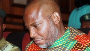 This follows the news that has gone viral in recent time that Kanu would return home for his mother's burial. Police in Abia State has vowed to take a decisive action against the leader of the Indigenous People of Biafra, IPOB, Nnamdi Kanu if he returns to Nigeria for the burial of his mother.