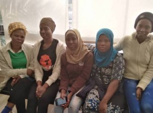 Twelve Nigerian ladies stranded in Lebanon have once again called on the Nigerian Government to help them return home.