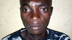 A man, Mustapha Idris, 29 has been arrested for killing his 20-year-old girlfriend, Nafisa Hashimu, who was three months pregnant for him.