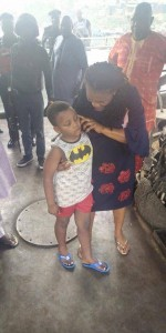 Nengi Talbot Tubonah, the six-year-old son of Bayelsa State Commissioner for Water Resources, has been rescued after three weeks in captivity.