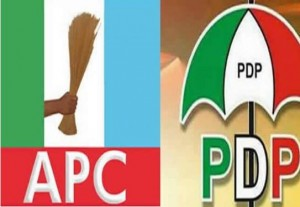 The All Progressives Congress, APC, on Monday, condemned the mass protest by the Peoples Democratic Party, PDP, over the Supreme Court which decla