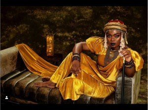 Ex-Big Brother Naija housemate, Bisola is celebrating her 34th birthday today.  In celebration of her special day, the talented actress channeled Queen Amina of Zaria in her birthday photos, and then wrote in her caption:  Chapter 34. As I celebrate my birthday today, I am channeling the Queen Amina in me. Queen Amina was a warrior, a leader, a defender of her people and one of the most successful traders in history. My fellow queens and princesses, the power in us is undefeatable and the light in us is undimmable, the conquest ahead of us is unstoppable. Happy Birthday Queen Biyesi of the world, your best is ahead of you.