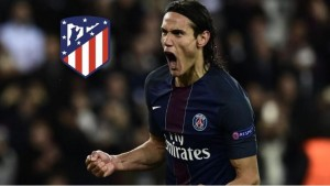 Atletico Madrid have decided not to sign Paris Saint-Germain striker, Edinson Cavani in this January transfer window. It was reported