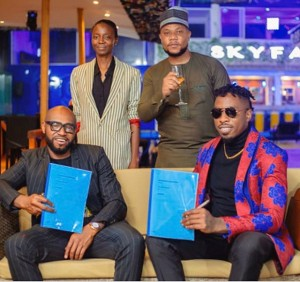 Nigerian reality star, odel, host, actor, and brand Influencer, Ike Onyema has become the latest brand ambassador of Ptrlifestyle, owners of The kabaal