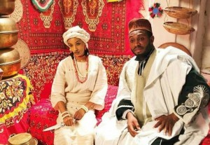 Mavin Records artiste, Hadiza Blell, popularly known as Di'Ja, has landed her debut acting role in a new Kannywood movie titled 'Mati A Zazzau', Premium Times reports. Di'ja stars opposite Sadiq Sani Sadiq in the film. It is a lead role. The film is a sequel of the 2014 Kannywood