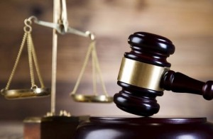 Three men who allegedly used a tricycle to rob a lady at toy gunpoint, on Friday appeared in an Ebute Meta Chief Magistrates' Court, in Lagos.