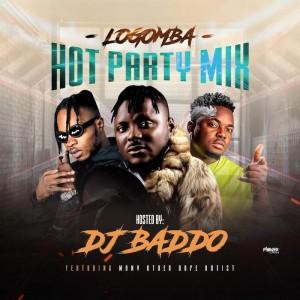 Download Music Mixtape Mp3:- DJ Baddo – Hot Party Mix