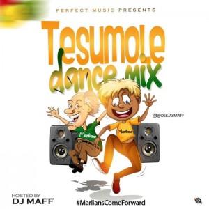 Download Music Mixtape Mp3:- DJ Maff – Tesumole Mix