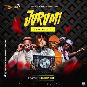 Download Music Mixtape Mp3:- DJ OP Dot – JoroMi Special Mix