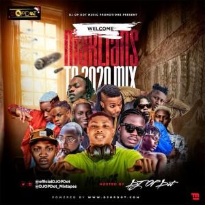 Download Music Mixtape Mp3:- DJ OP Dot – Welcome Marlians To 2020 Mix
