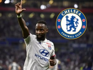 Lyon striker, Moussa Dembele has reportedly agreed on personal terms with Chelsea to move to Stamford Bridge in this January's transfer window. This claim was made by respected football expert, Ian McGarry