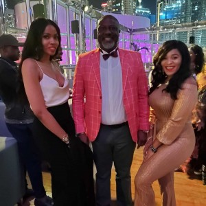 Earlier yesterday Dino Melaye took to his instagram handle to post his birthday party pictures which took place in Dubai.