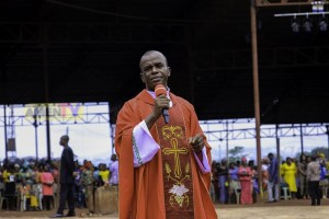 The Spiritual Director of Adoration Ministry in Enugu, southeast Nigeria, Rev. Father Ejike Mbaka, has released a new prophecy on those against him for predicting the sack of Emeka Ihedioha as Imo Governor. TheNation reports that F