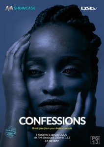There promises to be an abundance of unimaginable insights into the lives of many Nigerians, particularly in relation to their fears and secrets, when the special reality show'Confessions'premieres on Africa Magic on Monday, January 6, 2020.