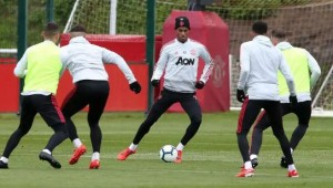 Paul Pogba missed Manchester United's training session on Monday morning, ahead of their game on New Year's Day against Arsenal. However, manager Ole Gunnar Solskjaer was still handed a massive boost, as Eric Bailly returned.