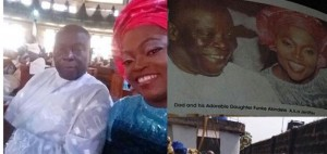 Funke Akindele, Siblings Absent At Father's Burial In Ikorodu Absence of popular Nollywood actress, Funke Akindele, popularly called 'Jennifer' by her teeming fans, and her siblings at their father's burial in Ikorodu on Friday, January 17, 202