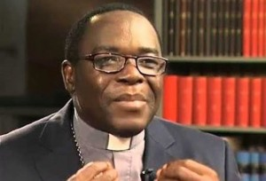 Bishop Mathew Kukah has accused the Nigerian government of using different methods to achieve the same goal of Islamic dominance like Boko Haram.  He said this