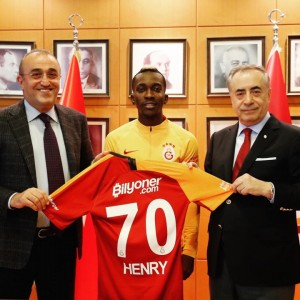 Super Eagles striker, Henry Onyekuru, has joined Turkish side Galatasaray on a six-month loan which lasts until the end of the season from French Ligue 1 side Monaco.   Onyekuru rejoined Gala where he played the 2018/19 season on loan from Everton, before joining Monaco for £12.5m in August
