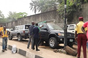 Ikoyi, Victoria Island Clean-Up Begins, 36 Vehicles Impounded, Four Persons Arraigned, Convicted  The Lagos State Government on Friday commenced the enforcement exercise to clean-up Ikoyi and Victoria Island and impounded 36 exotic cars as well as trucks fro