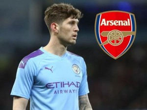 Manchester City are not ready to allow John Stones join Arsenal, the Manchester Evening News reports.   Former City assistant, Mikel Arteta, was hoping to tempt Stones to the Emirates Stadium, as he seeks to beef up the Gunners' defence.  The player and Arteta developed a close bond during the latter's time at the Etihad Stadium and the two also share the same agent.  Stones reportedly met with his agent this week, amid concerns that a lack of game-time could affect his chances of getting into England's Euro 2020 squad.  But City will not give into any request to allow the defender leave.  Stones has suffered with injuries this season but has also been overlooked by City boss Pep Guardiola even when he's fit.  With Aymeric Laporte's logn absence, Guardiola has preferred midfielder Fernandinho, Nicolas Otamendi or youngster Eric Garcia to Stones.