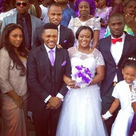 The wedding of Peter and Paul Okoye's sister, Mary Joy Okoye to Nollywood actor, Emma Emordi has crashed. They got married in 2014 and the marriage produced a son. Instablog9ja shared a screen