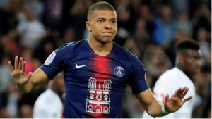 Paris Saint-Germain forward, Kylian Mbappe, has dodged questions about his contract negotiations with the French champions. Speaking after a 6-1 win