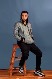 """South South finest artiste David Efosa popularly know by his stage name""""Dilly"""", famous for his versatility as both a rapper and a singer."""