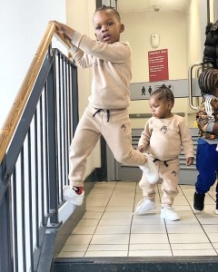 Naira Marley's son Jojo is all grown and looking handsome in new photos released online.  Controversial singer, Naira Marley is a family man and ha