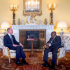 As part of activities to mark the UK-Africa Investment Summit which started yesterday January 20th, members of the Royal family led by the Duke and Duchess of Cambridge, Prince Harry and Princess Kate, hosted a cross section of African leaders who