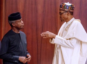 President Muhammadu Buhari says his relationship with Vice President Yemi Osinbajo is perfect.