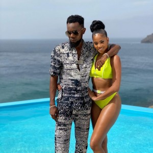 """Patoranking Show's Off His Rumored Girlfriend As He Professes His Love For Her On Instagram The popular Nigerian music artiste """"Patoranking"""" took to instagram to profess his love for an instagram slay queen """"Saidy Monteiro"""" with the caption:-"""
