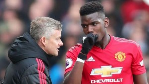 """Real Madrid, Florentino Perez, has joked that he has never even heard of Paul Pogba, when asked about their interest in the Manchester United midfielder.   Pogba, 26, has long been linked with a move to Madrid.  The France international has also made no secret of his desire to play under his compatriot Zinedine Zidane at the Santiago Bernabeu.  Zidane himself has talked up the move several times.  It is understood senior players and officials at United are now resigned to losing Pogba, despite Ole Gunnar Solskjaer's insistence that the midfielder remains a key part of his plans.  Amid the speculation, Madrid president, Perez feigned ignorance when he was asked about the club's chances of wrapping up a deal.  """"I don't know who Pogba is?"""" Perez replied with a smile following Madrid's Spanish Super Cup triumph over Atletico Madrid in Saudi Arabia."""