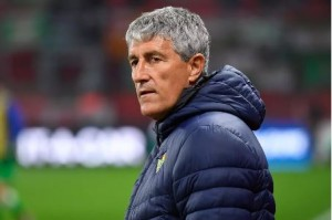 New Barcelona manager, Quique Setien's first signing has been revealed.  It was reported that Setien was officially unveiled as Barcelona coach on Tuesday after replacing Ernesto Valverde at Camp Nou on Monday.  According to Mundo Deportivo, Barcelona have reportedly agreed on a €7million deal alongside a further €4million in add-ons with Palmeiras for their midfielder, Matheus Fernandes.  The newspaper report that Barca's initial €6million bid for Fernandes was rejected by Palmeiras but both clubs are now said to have found an agreement.  The Blaugrana are now set to announce the player's signing in the coming days.  Fernandes joined Palmeiras from Botafogo in 2019 for €3.5million.  The 21-year-old's current contract with Palmeiras will end in 2023.