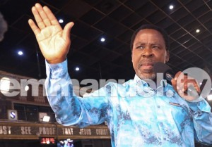 When God speaks, the wise listens. Barely three days after his global prophetic warning to the world, the 11th prophecy released by internationally acclaimed TB Joshua of Synagogue Church of All Nations has come to pass.  The clergy in his pro