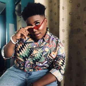 Nigerian Singer, Teni Apata has taken to her social media page to talk about cheating. The musician said ladies who are cheated on should find a better way to revenge.According to her, not only should the lady cheat back, she should che