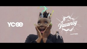 Watch And Download Music Video:- Ycee – Vacancy