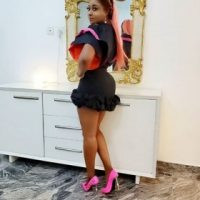 Many believe Ini Edo might just be the sexiest Nollywood actress.