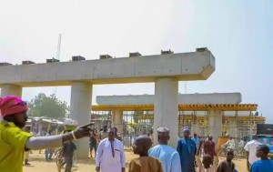 Recall that the vice president Yemi Osinbajo was in Kano last month (January 2020) for the foundation laying of project.