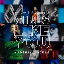 Download Foreign Music Mp3:- Maroon 5 Ft Cardi B - Girls Like You