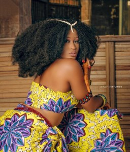 Nigerian Model, Onyinye Ikechukwu Unveils African Somma Bukka With Release Of Domestic Cooking Photoshoot  One of the most industrious, independent, creative and entrepreneurial Beauty Queen, Her Majesty Queen Onyinye Ikechukwu has