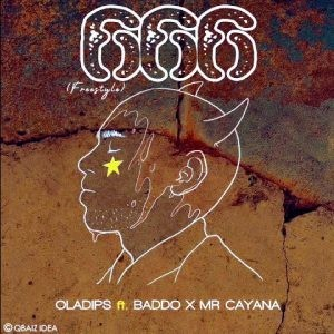 Download Music Mp3:- Oladips Ft Olamide x Mr Cayana – 666 (Freestyle)