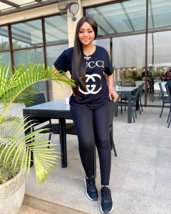Regina Daniels Writes On Trust As She Shares New Pictures      Shared with Caption ..  You inspire people who pretend to not even see you trust me.
