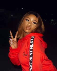 A former Big Brother Naija housemate, Tacha Akide has expressed her love for Nigerian musician, Tekno. The reality TV s
