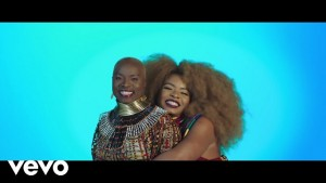 Watch And Download Music Video:- Yemi Alade Ft Angelique Kidjo – Shekere