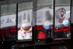 China reported another rise in new coronavirus cases on Tuesday as infections from abroad outnumbered cases of local transmission for a fourth consecutive day, prompting some parts of the country to tighten monitoring of foreign travellers.